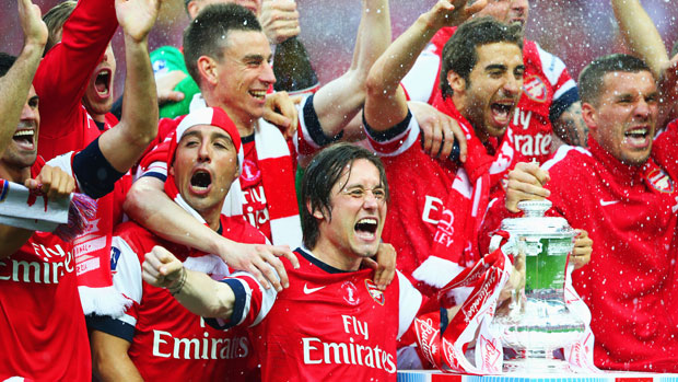 What football club Arsenal teaches us about talent management