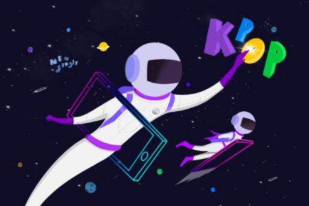 K-Pop Digital Transformation