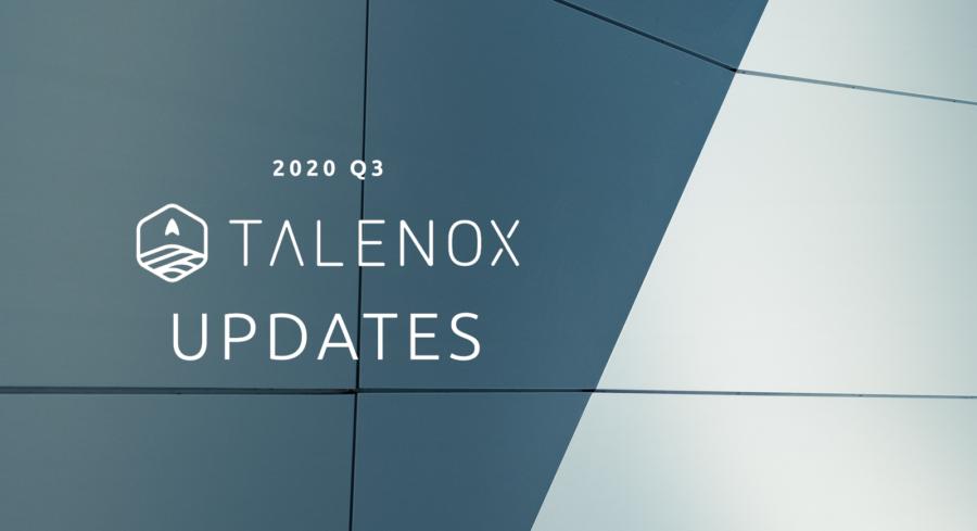 talenox 2020 q3