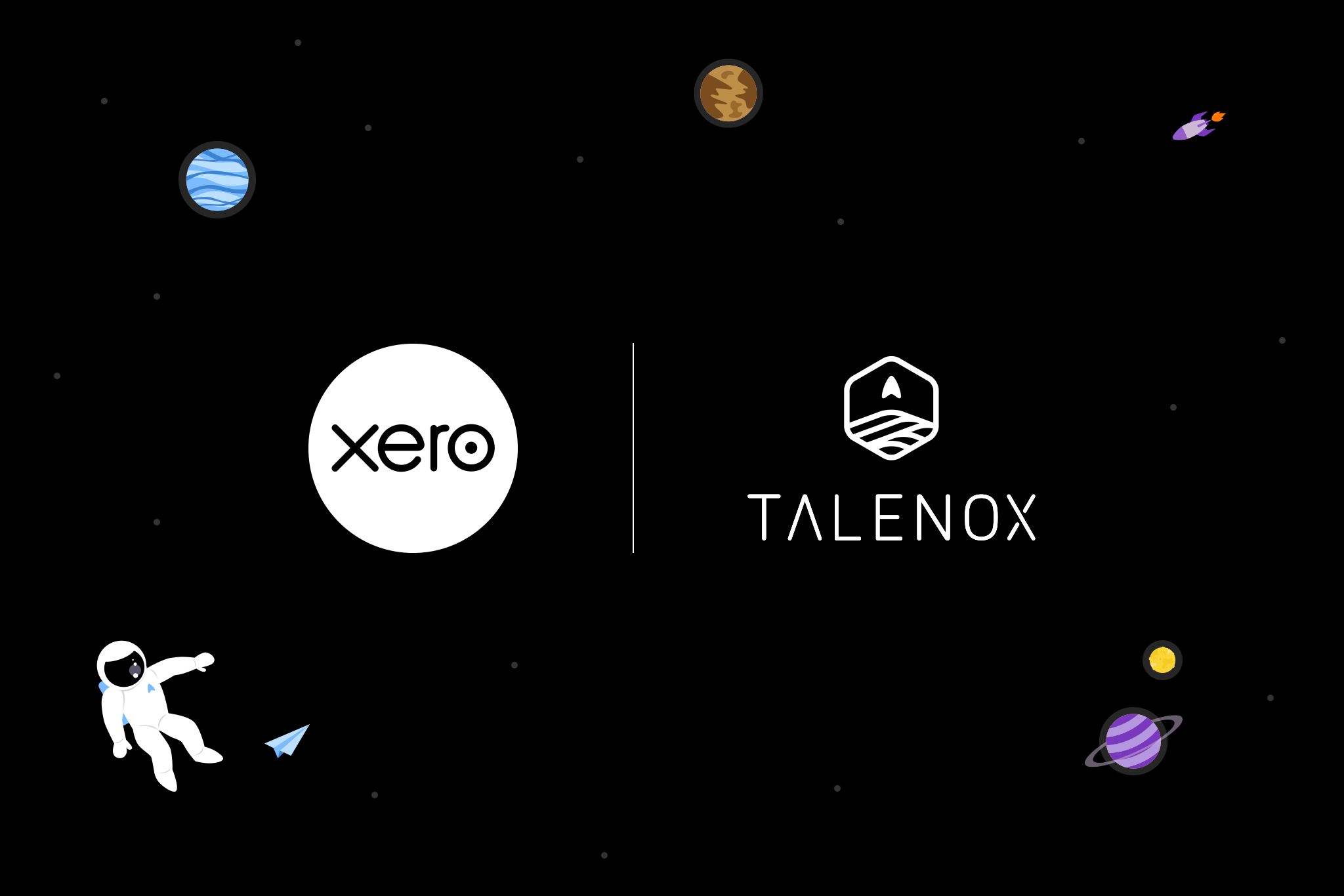 xero talenox integration