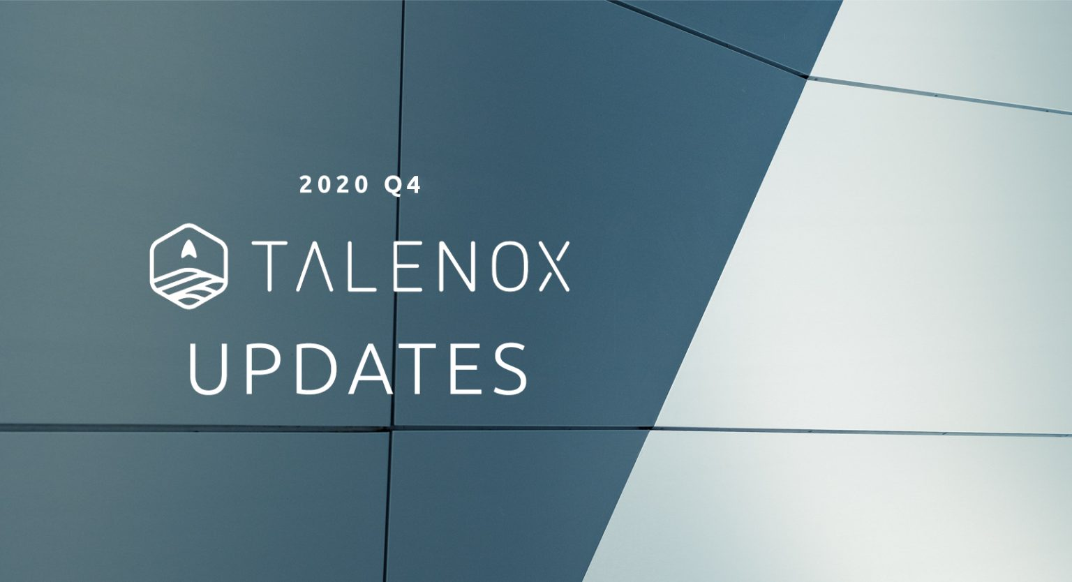 talenox q4 update