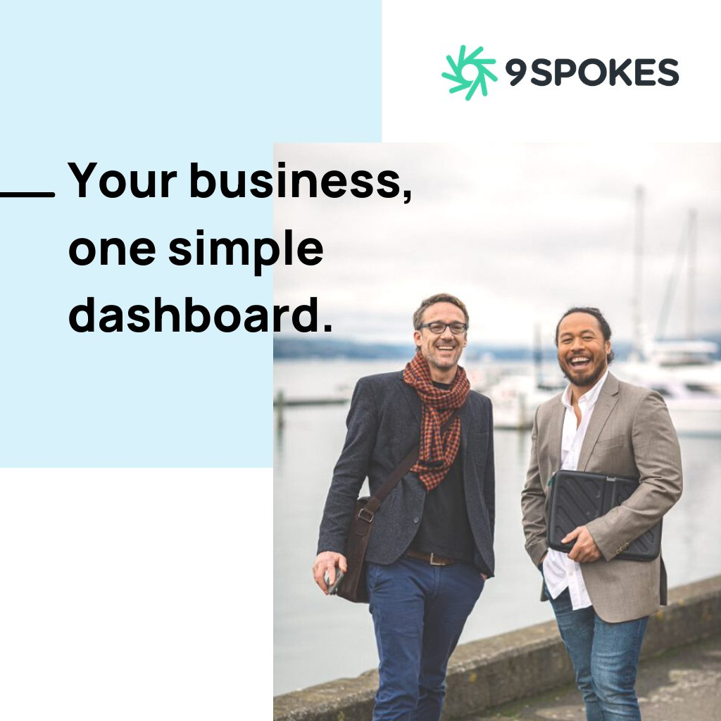 9spokes 4 Ways to Use Data to Grow A Small Business