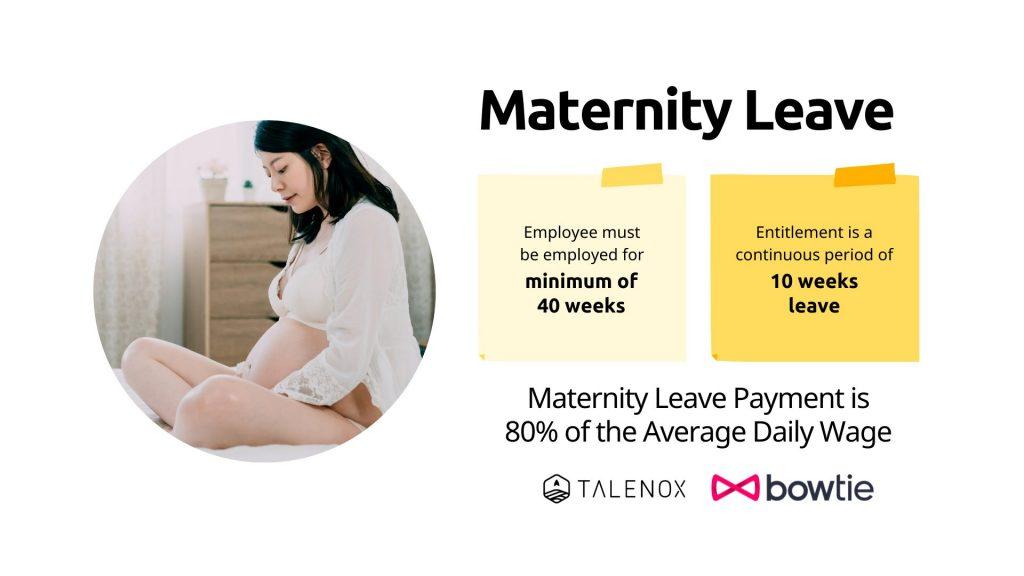 maternity leave hong kong